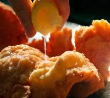 Wiener Schnitzel als Fingerfood