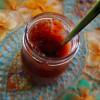 Vanille-Erdbeer-Marmelade